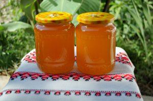 Sortimente de miere produse în Stupina Grecu - miere de floare